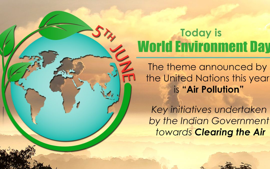 Key Initiatives undertaken by the Indian Government towards Clearing the Air.